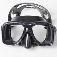 Comfortable Scuba Diving Mask Anti Fog Coated For Clear Underwater Vision Manufactures