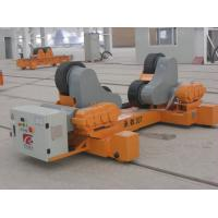 30T Self-aligning Pipe Welding Positioners VFD Rotary Speed Control Manufactures