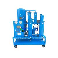 Upgrade High Vacuum Lube Oil Purifier 3000 LPH for Used Lube Oil / Coolant Oil / Industrial Oil Recycling Manufactures