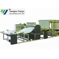 China High Efficient Ultrasonic Embossing Machine 24 Hours Continuous Working Time on sale