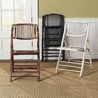 China Bamboo Folding Chaire on sale