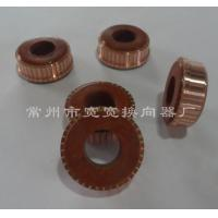 37 Segments Rare Earth Permanent Magnet Motor Commutator ISO Approved Manufactures