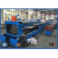 Customizable Hydraulic Cutting Highway Guardrail Roll Forming Machine Manufactures