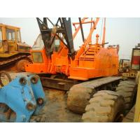Japan Used Crawler Crane 60 ton , DH600 Used Crawler Crane for sale Manufactures
