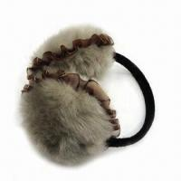 Plush Ear Muffs, Suitable for Gifts/Promotions, Available in Various Colors, Keeps Warm in Winter Manufactures