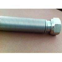 China Annular Corrugated Stainless Steel Hose , 25mm Large Diameter Hose on sale