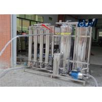1 Stage Drinking Water Treatment Systems Mineral Water Water Purification Systems Manufactures