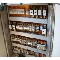 VFD Electric Crane Control Panels Box For Overhead Crane IP54 Manufactures