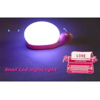 Fancy Touch Control LED Baby Girls Sleeping Night Light / Nightlights For Toddlers Manufactures