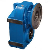 Industrial Variable Speed Parallel Shaft Gear Motor With Hollow Shaft Manufactures