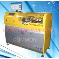 CR-100C common rail injector and pump test bench Manufactures