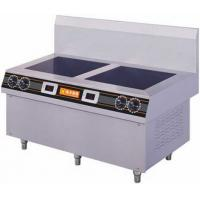 Quality Energy Saving 8000W 380V Commercial Induction Range For Fast Food / Snacks for sale