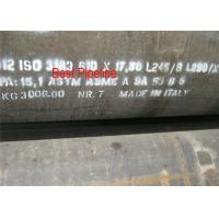 China EN 10208-2; L415MB  spiral welded pipes in Pipe Size :508   NACE MR0175  PSL2   Production Year :2018 on sale