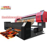 China 3.2m Direct Dye Sublimation Dryer For Printed Fabric Color Fix / Appear on sale