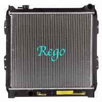 88 - 95 Runner Toyota Pickup Car Radiator Replacement 1 3/8 Outlet ISO Certificated Manufactures