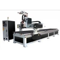 High Performance Servo Computer Controlled Wood Router For 4D Industry Machining Manufactures