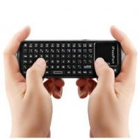 China Multi-Media Wireless iPad Bluetooth Keyboards / QWERTY Keyboard With Charge Indicator on sale