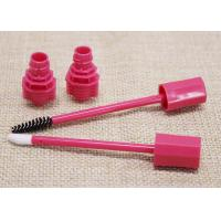 China Aluminum Makeup Cosmetic Pouch Sealed Stem Spout With Lipstick / Mascara Brush on sale