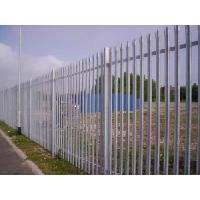 Palisade Fencing - 03 Manufactures
