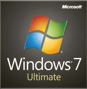Full Languages Windows 7 Ultimate 64 Bit Oem , Win 7 Ultimate 32 Bit For 5 PCs Manufactures