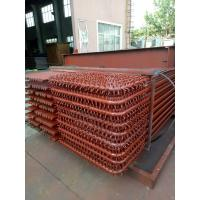 Gas Fired Steam Boiler Water Wall Panels Welded Tubes Corrosion Resistant Manufactures