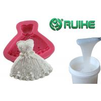 High Duplication Times RTV 2 Liquid Silicone Rubber Raw Material For Making Mold Manufactures