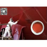 Epoxy Anti Fouling Industrial Marine Grade Spray Paint For Marine Surface Manufactures