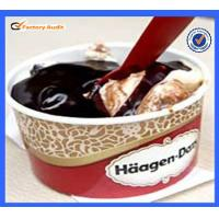 Buy cheap Custom LOGO Printed Paper Cups for Coffee/Ice cream/Food/Cola from wholesalers