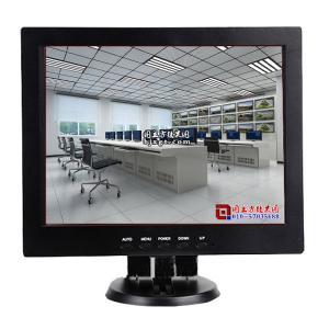 Car CCTV LCD Monitor BNC , TFT AV Input 12.1 Inch LCD Monitor High Brightness Manufactures