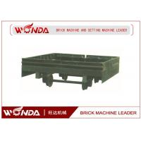 China 100mm Model Wheel Brick Tunnel Kiln Solid / HollowFried Clay Brick Making Appplied on sale