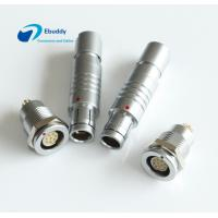 Buy cheap Industrial Controls Circular Push Pull Connectors S / SC / D / DB Body 102 103 from wholesalers