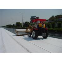 High construction nonwoven geotextile fabric , needle punched geotextile weed barrier Manufactures