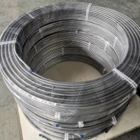 ASTM A269 SS316 Seamless Coiled Stainless Steel Tube Manufactures