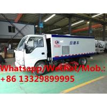 HOT SALE! ISUZU 100P 4*2 LHD 98hp diesel road sweeper truck, customized Japan brand ISUZU Euro 4 street sweeeping truck for sale