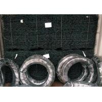 River Bank Gabion Wire Mesh 2 M X 1 M X 1 M For Protection Border Control Manufactures