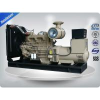 Open Power Generator Set Diesel / Sounproof Three Phase Diesel Generator Manufactures