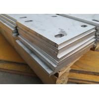 China 200 Series 201 Hot Rolled Stainless Steel Sheet For Chemical Industry on sale