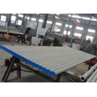 2 Inch SCH40 / 40S SAF 2507 Super Duplex Stainless Steel Pipes For Fluid Manufactures