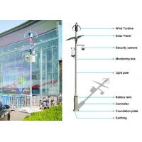 Professional Off Grid Solar And Wind Kits Wind Turbine Generator Vertical Axis Manufactures