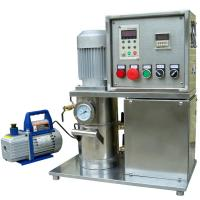 Lab Vacuum Mixer Homogenizer For Lithium ion Battery Electrode Mixing Manufactures