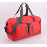 China Leisure Foldable Travel Bag For Luggage on sale