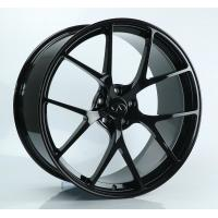 21x9J Gloss Black 1-PC Forged Lexus Wheels Made of 6061-T6 Aluminum Alloy Manufactures
