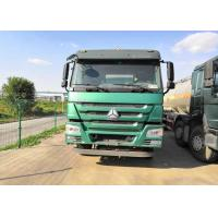 China 6 * 4 371hp Fuel Tank Truck 21cbm For Hazardous Chemicals Transportation on sale