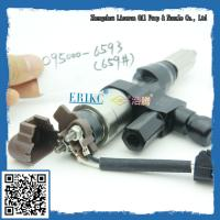 China Denso fuel injector assembly 095000-659#; quality 095000-6593 fuel injector denso on sale