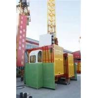 Rack and pinion Construction Passenger Elevator Construction Lift  Speed 0-40m/min Manufactures