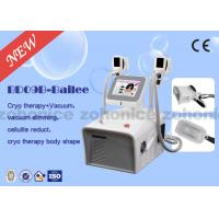 China Female Portable Cryolipolysis Slimming Machine Infrared 700nm for Cellulite Reduction on sale
