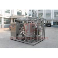 Quality Coil Type Fruit Juice Processing Equipment Mango Pineapple Beverage Sterilizer for sale