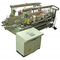 Glass Four Round Corners Glass Polisher Machine Stainless Steel 1600 mm Manufactures