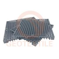 High Tensile Strength Geocomposite Drainage Net For Waterproofing Membrane Protection Manufactures