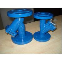 Advanced Structure Cast Iron Y-Strainer To Remove Impurities Of Medium Manufactures